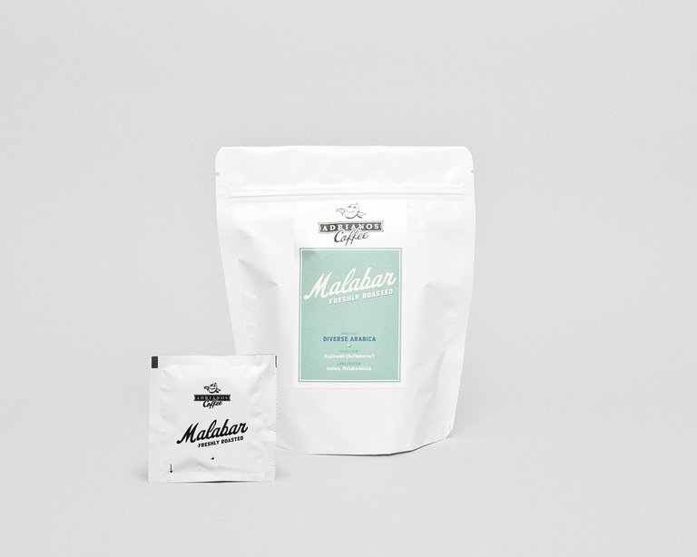 Malabar – 100% Pure India monsooned Arabica AA